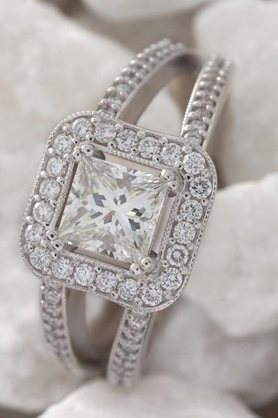 Yellow diamond engagement rings prices